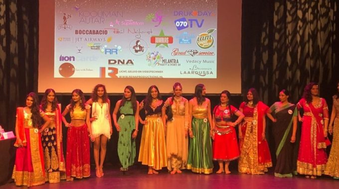 Talentenronde Van Miss Indian Beauty 2018 Was Weer Een Succes!